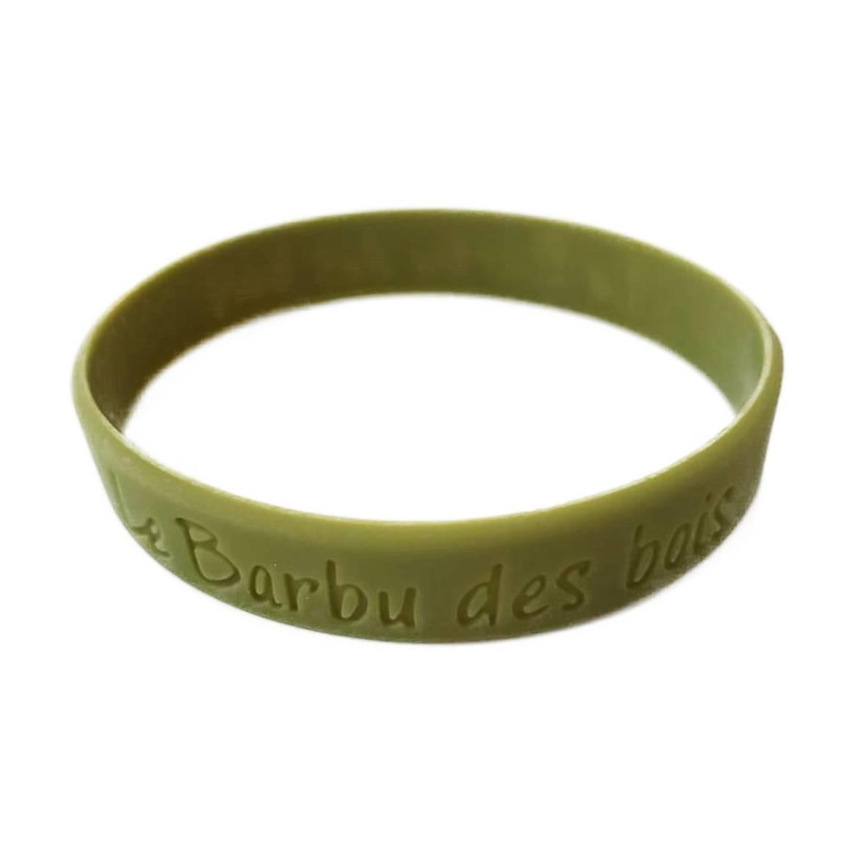 Bracelet Le Barbu des bois